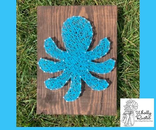 Octopus String Art Kit!