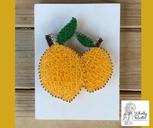 Lemon String Art Kit!