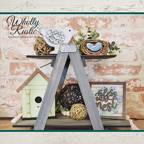 Bless our Nest Tiered Ladder Kit!