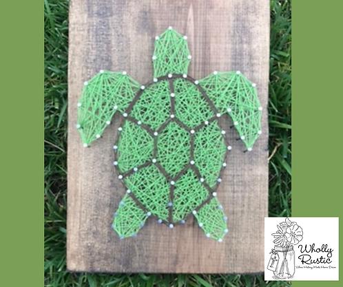 Turtle String Art Kit!