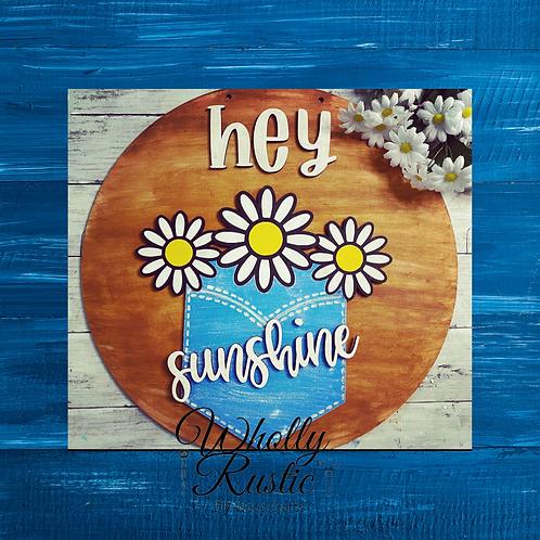 Pocket of Sunshine Kit!
