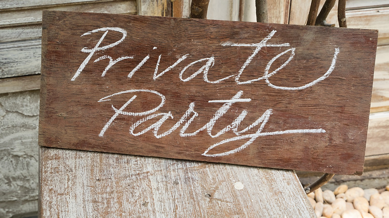 Michelle's Private Party!