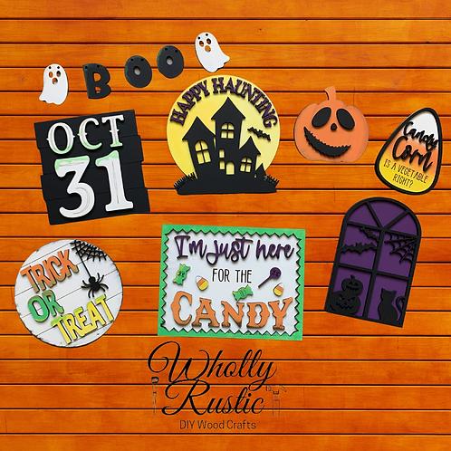 Halloween Tiered Tray Kit!