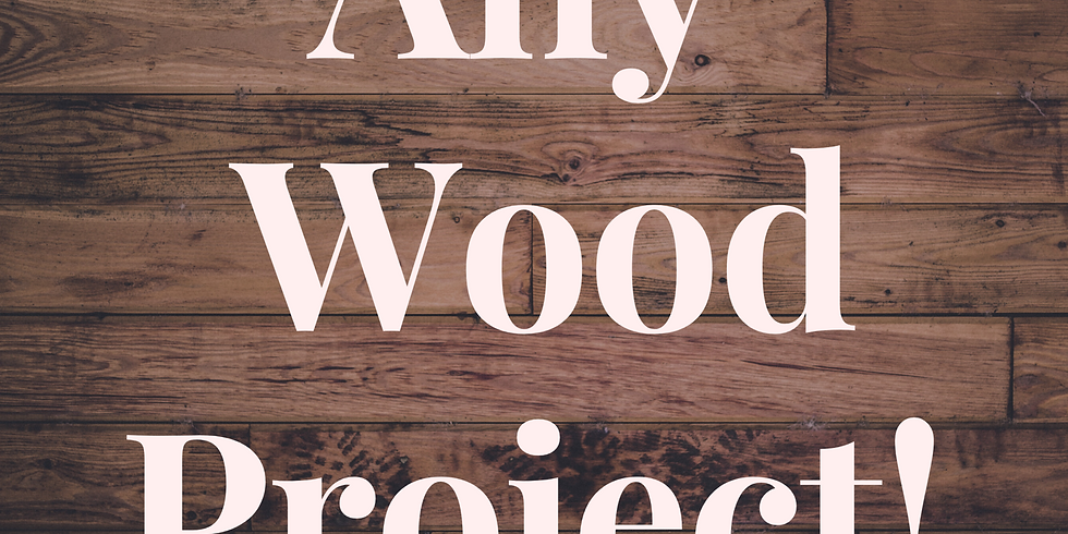 Wood Project Class!