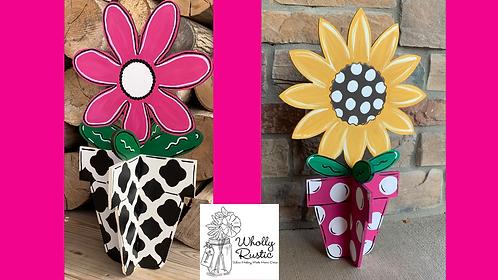 Porch Sitting Flower Kit!
