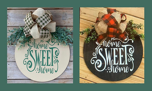 Home Sweet Home Door Hanger Kit!