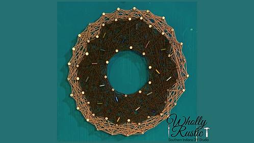 Donut String Art Kit!