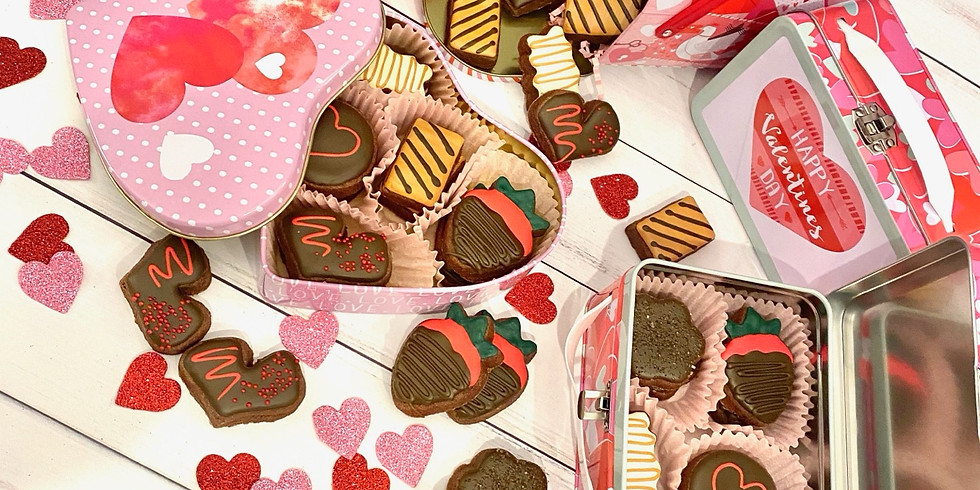 Valentine Cookie Make & Take!
