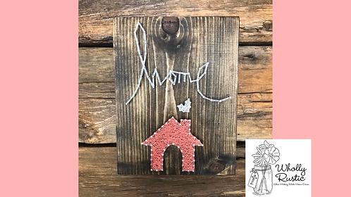 Home String Art Kit!