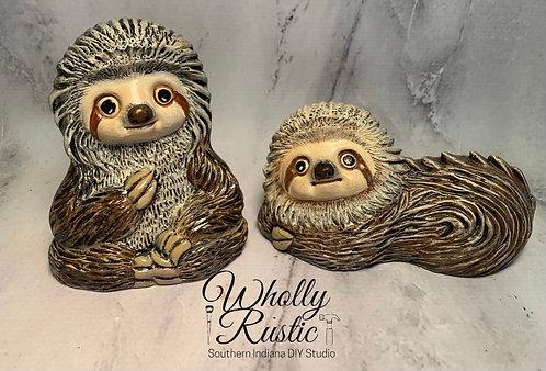 Sloth Ceramic Kit!
