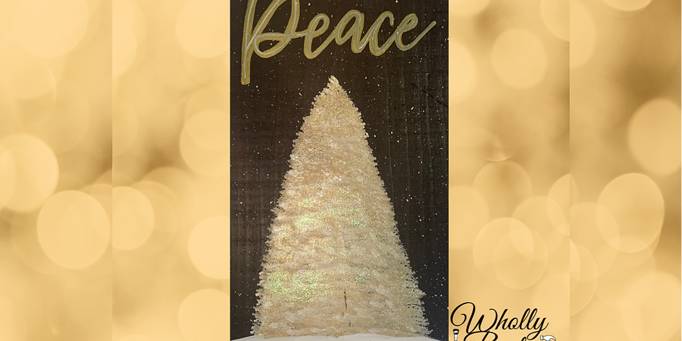 New Year's Peace Painting!