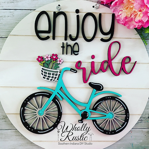 Bicycle Door Hanger Kit!