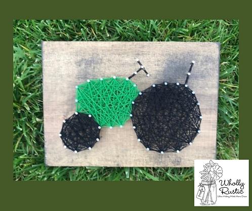 Tractor String Art Kit!