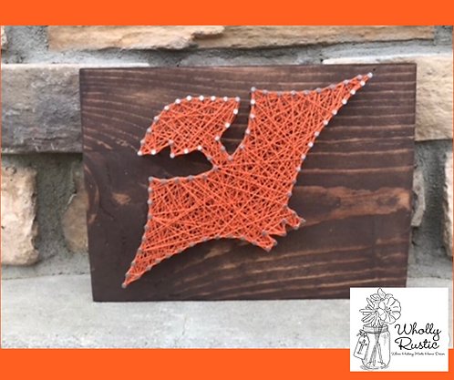 Flying Dino String Art Kit!