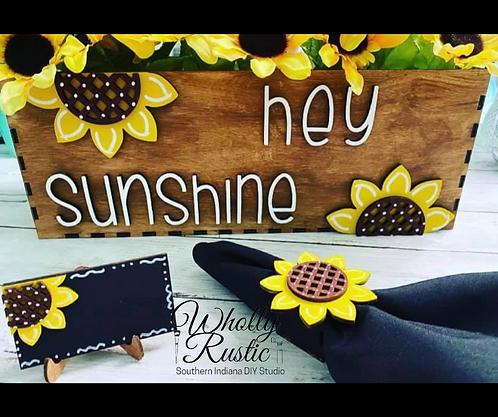 Hey Sunshine Craft Kit!