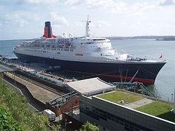 Cobh Cruise Liner
