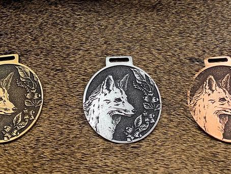Wie beim Skifahren .....  Die Medaillen GOLD, SILBER & BRONZE gehen an..... !?!