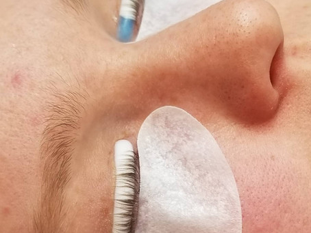 What are lash lifts?