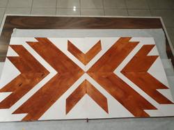 Geometric Pattern Wall Art