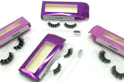NEW!16mm Mink Eyelashes