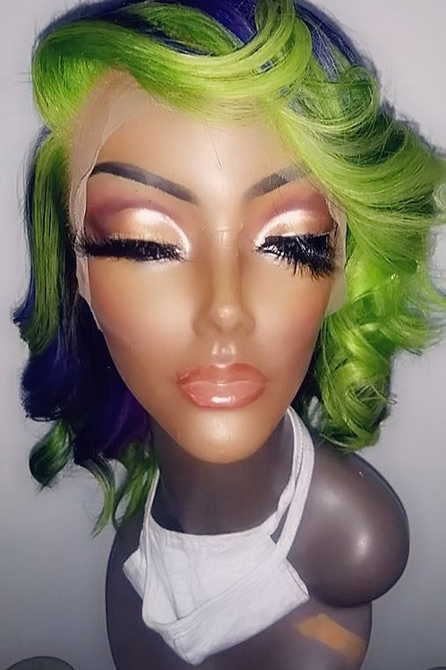Sydney (WAP inspired wig style)
