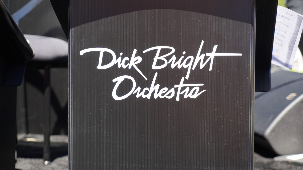 Dick Bright Orchestra stands above the rest!