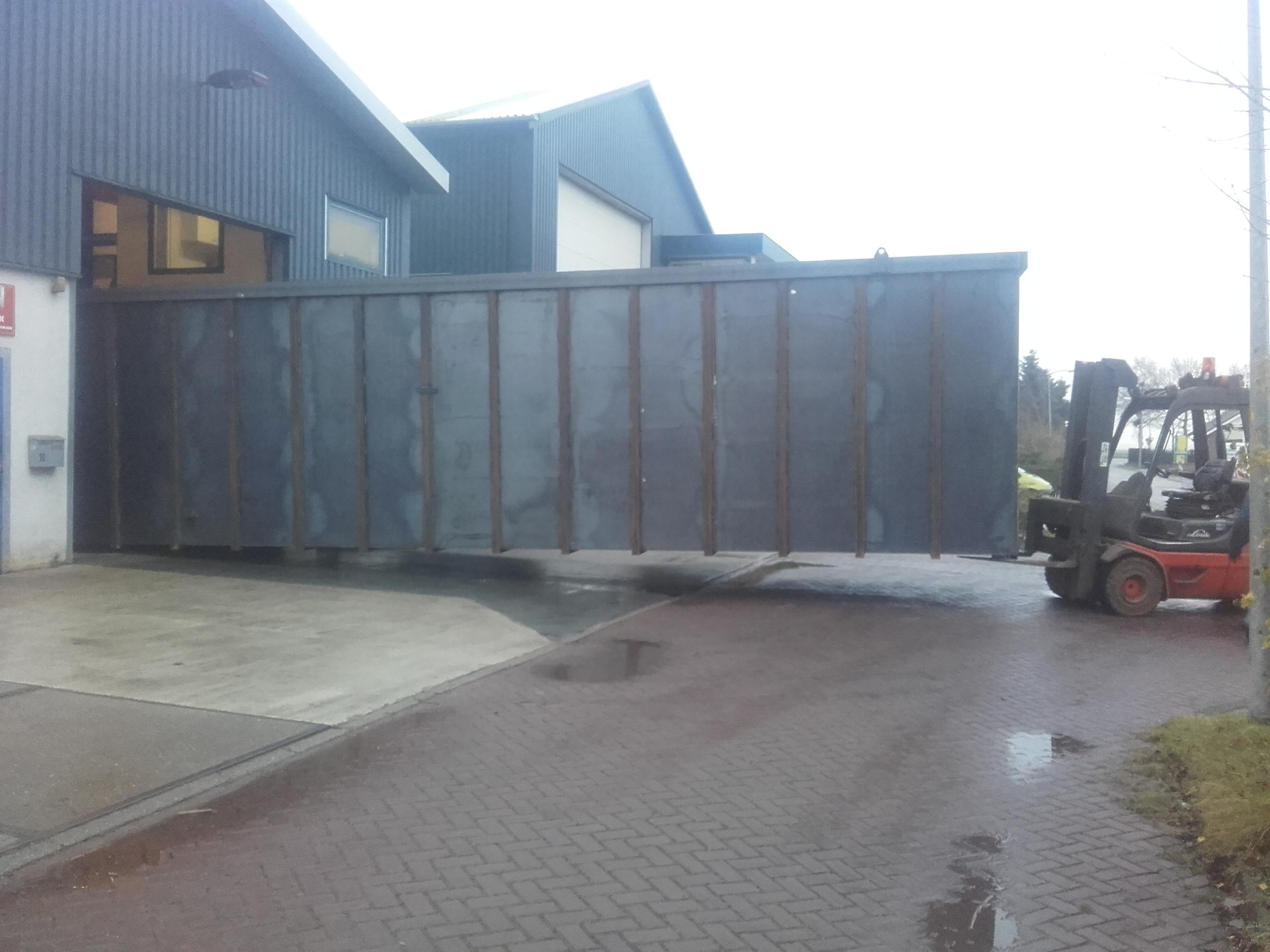 Container Gercon Techniek