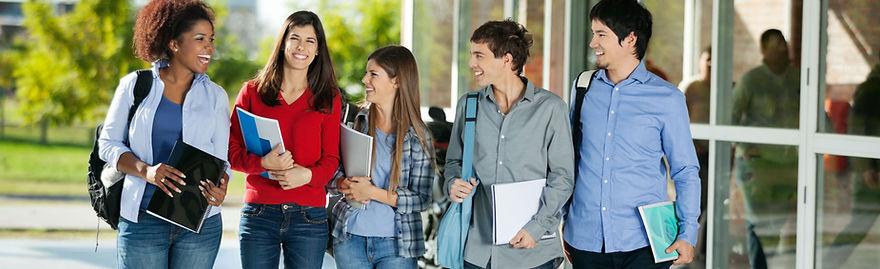 DCAS Ielts students