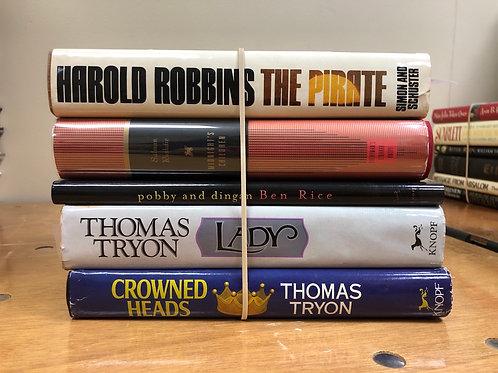 Robbins, Rushdie, Tryon