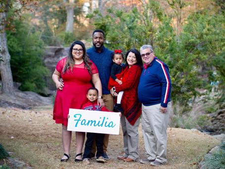 Celebrating a Decade of Familia; The Rivera - Soto Family