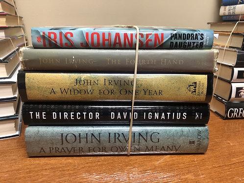 Irving, Ignatius, Johansen