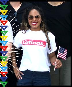 Outstanding Volunteer - Catalina Ponce