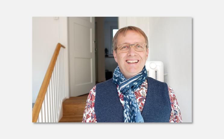 Franz Meier, Inhaber und Geschäftsführer der Casa GU