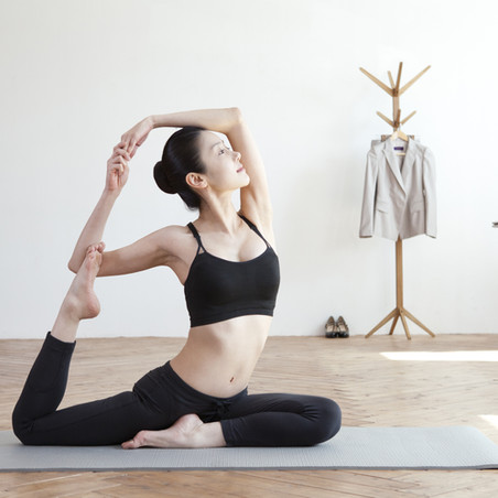 A Leaner, Healthier You with Yoga