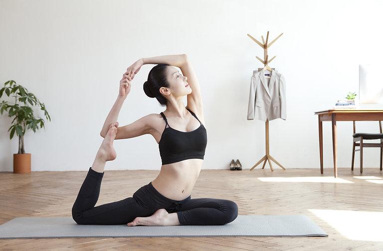 Yoga at Home Mumbai