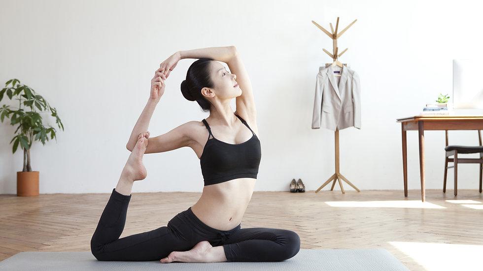 Premier Yoga & Wellness Plan
