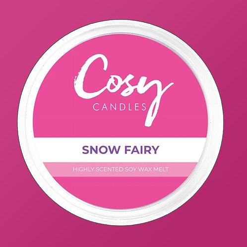Cosy Aroma Soy Wax Melt Pod Snow Fairy