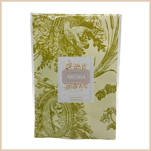 Aroma Drawer Sachet Lime Basil Mandarin