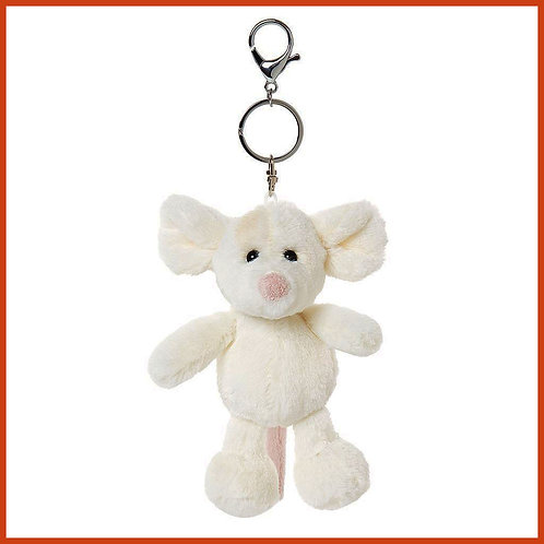 Taffy the Mouse Keyring