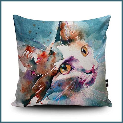 Liz Chaderton Cushion Look Of Love
