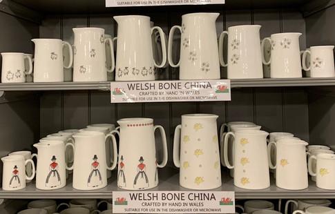 Welsh Bone China