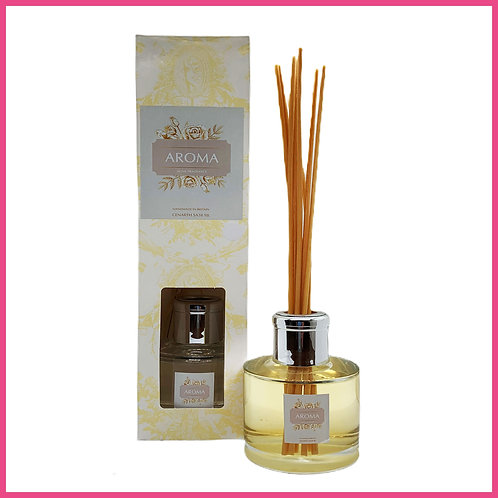 Aroma Peony & Blushed Suede Room Diffuser