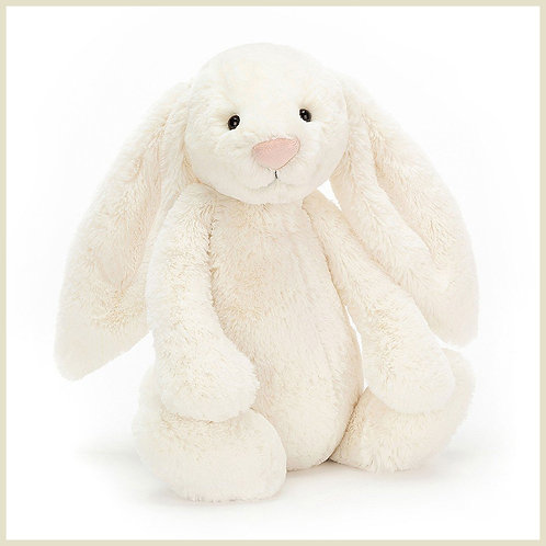 Jellycat Bashful Bunny Cream Large