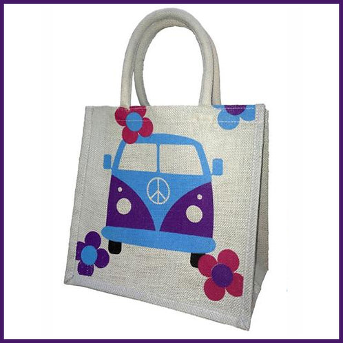 Jute Shop Bag Campervan