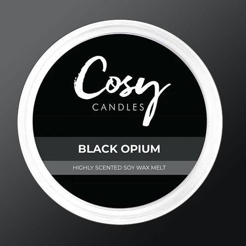 Cosy Aroma Soy Wax Melt Pod Black Opium