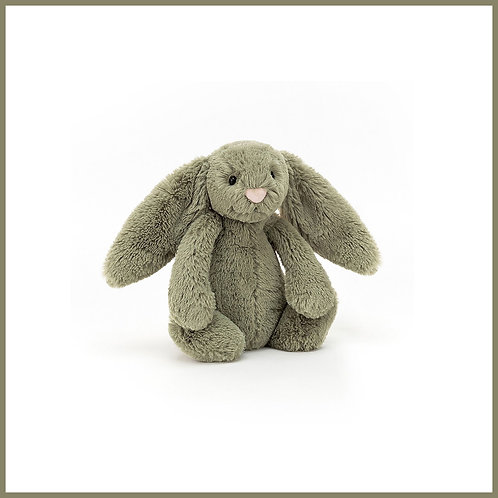 Jellycat Bashful Bunny Fern Small