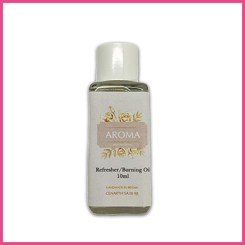 Aroma Peony & Blushed Suede Burner & Refresher Oil