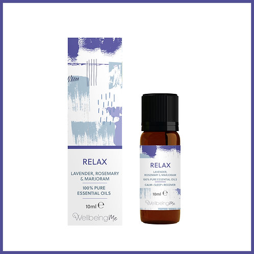 100% Pure Essential Oils Relax