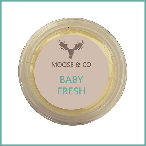 Moose & Co Soy Wax Melts Baby Fresh