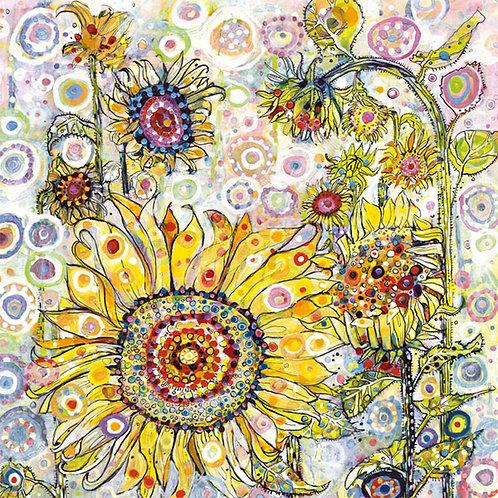 Sally Rich Sunflowers